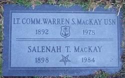 Salenah T Mackay