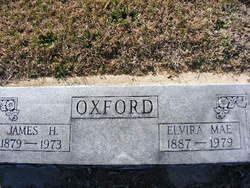 James H Oxford