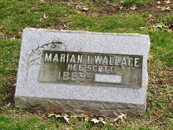 Marion I. <i>Scott</i> Wallace