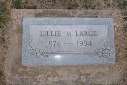 Lillie May <i>Craig</i> Adams Large