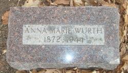 Anna Marie <i>Micheals</i> Wurth
