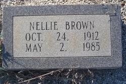 Nellie Jernigan <i>Luke</i> Brown