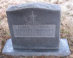Clara <i>Dregsler</i> Bernert