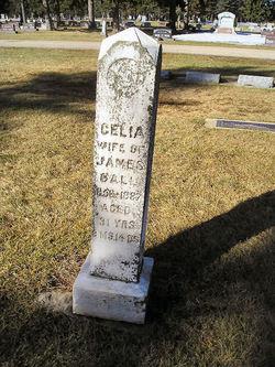 Celia <i>Green</i> Ball