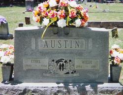 Ethel Mae <i>Lewis</i> Austin