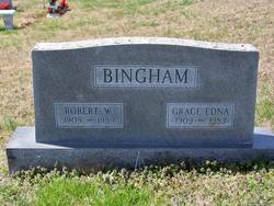 Grace Edna <i>Cannon</i> Bingham