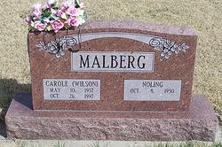 Carole <i>Wilson</i> Malberg