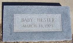 Baby Hester