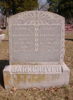 Sarah Ann <i>Kinnick</i> Barngrover