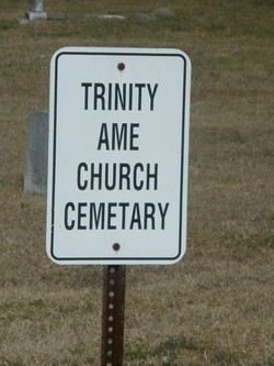 Trinity AME Church Cemetery