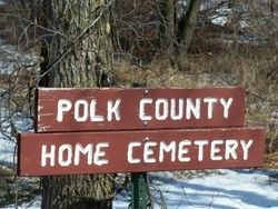 Polk County Home Cemetery