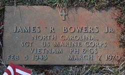 Sgt James Richard Bowers, Jr