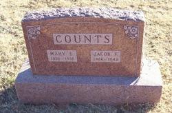 Mary Elizabeth <i>Jackson</i> Counts