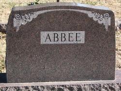 Grace <i>Evans</i> Abbee