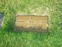 James Donald Jim Couch