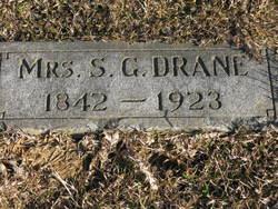 Mrs S. G. Drane