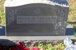 Milam Martin Buck Chessher