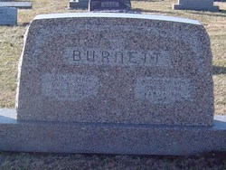 Bonnie <i>Beulah</i> Burnett