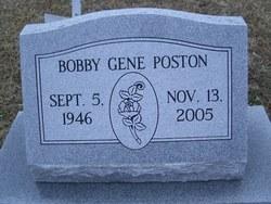 Bobby Gene Poston