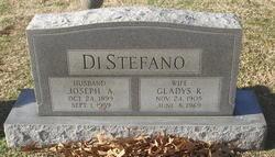 Gladys <i>King</i> Di Stefano