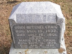 John Mitchel Craig