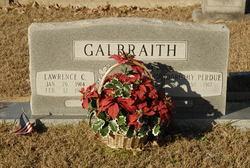 Dorothy Delle <i>Perdue</i> Galbraith