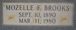 Mozelle <i>Floyd</i> Brooks