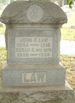 Sarah A. <i>Trine</i> Law