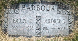 Mildred Taylor <i>Bush</i> Barbour