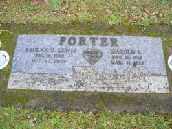 Beulah D. <i>Lewis</i> Porter
