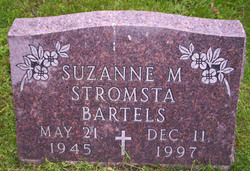 Suzanne Marie <i>Stromsta</i> Bartels