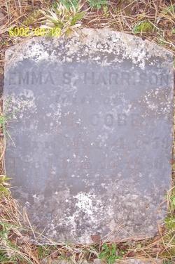 Emma S. <i>Harrison</i> Cobb