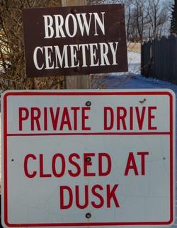 Browns Church Cemetery