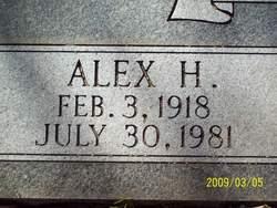 Alex H Conoley