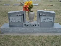 Lilly Neoma <i>Mefford</i> Ballard