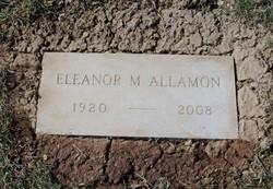 Eleanor Mary <i>Gleim</i> Allamon