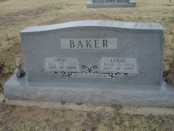 Opal Thelma <i>Shores</i> Baker