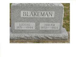 Lidda R. Liddie <i>McKnight</i> Blakeman
