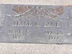 Jesse K Lane