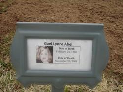 Gael Lynne <i>Smith</i> Abel