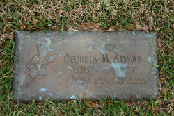 Georgia Modena <i>Wafer</i> Adams