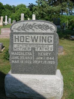 Henry Hoewing