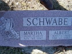 Martha Schwabe