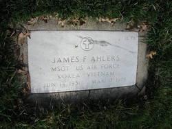 James F Ahlers