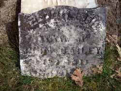 Elizabeth Wright Bailey