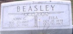 Eula <i>Hendrix</i> Beasley