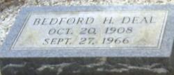 Bedford H. Deal