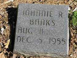 Johnnie <i>R.</i> Banks