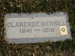 Clarence Merrill