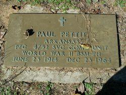 Paul Pettit